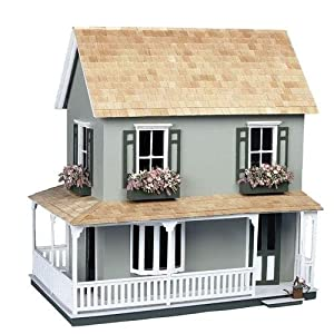 Dollhouse Miniature The Laurel Dollhouse by Corona