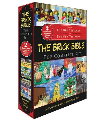 The Brick Bible Complete Set