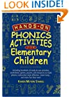 Hands-On Phonics Activities for Elementary Children