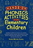 img - for Hands-On Phonics Activities for Elementary Children book / textbook / text book