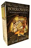 Mary Norton The Complete Adventures of the Borrowers