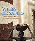 echange, troc Anne-Marie Tolba, Serge Sibert - Villes de sables