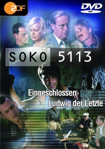 SOKO 5113 Eingeschlossen/Ludwig der Letzte hier kaufen
