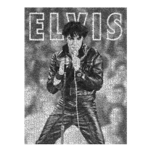 Fun Buffalo Games Photomosaic Elvis 68 Special 1026 Piece Jigsaw Puzzle (B0006H6G4Q)