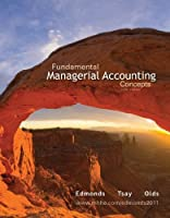 Fundamental Managerial Accounting Concepts, 6th Edition Front Cover