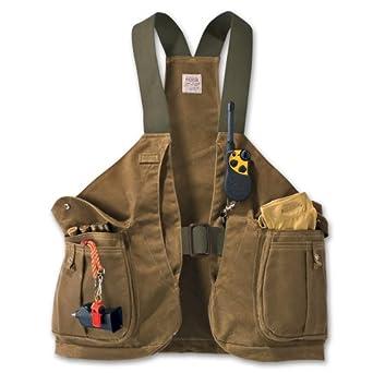 Filson 16020 Tin Cloth Strap Vest by Filson