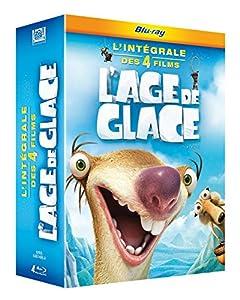 L'Age de glace - L'intégrale des 4 films [Blu-ray]
