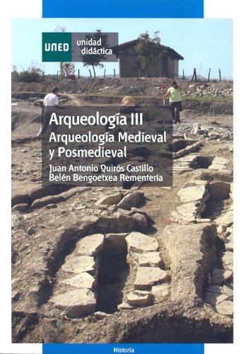 Arqueología III: Arqueología medieval y postmedieval: 3