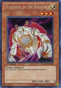 YuGiOh Legendary Collection 2 : Banisher of the Radiance (Secret Rare)