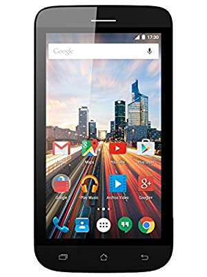 ARCHOS 40 HELIUM,5MP /2MP CAMERA, 8GB INTERNAL MEMORY 1GB RAM, 4 INCH DISPLAY, 4G CONNECTIVITY, WITH BACK COVER