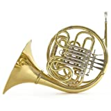 Student French Horn by Gear4music Gold