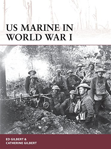 US Marine in World War I (Warrior) (The United States In World War I compare prices)