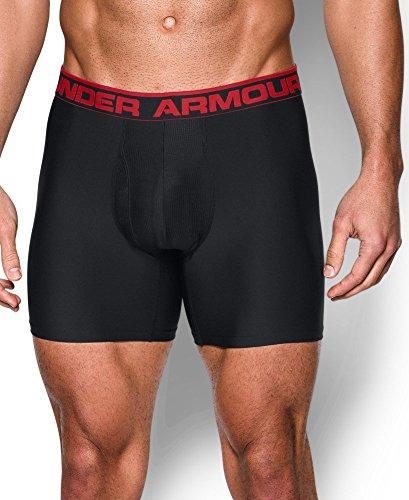 "Under Armour Men's Original Series 6"" Boxer Jock (2-Pack)"