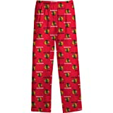 Reebok Chicago Blackhawks Youth Printed Sleeper Pants Extra Large at Amazon.com