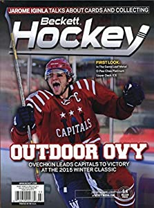 Current Hockey Beckett Monthly Price Guide Magazine April 2015 Brooklyn Bound John Tavares Cover 074470999782