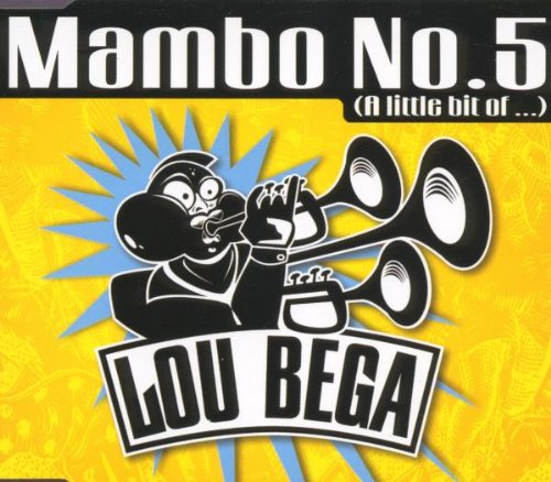 Lou Bega - Mambo No. 5 (CD-Single) - Zortam Music