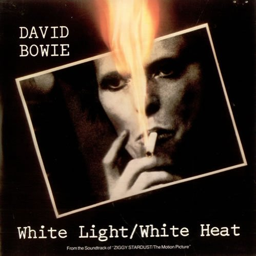 David Bowie - White Light/White Heat - Zortam Music