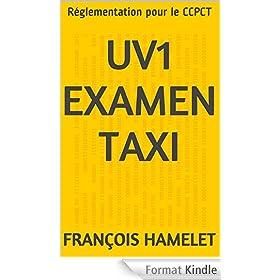 UV1 Examen Taxi: R�glementation pour le CCPCT