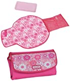 Deluxe Fold n Go Changing Kit - Pink Flowers