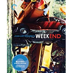 Weekend (The Criterion Collection) [Blu-ray]