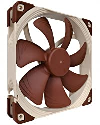 Noctua (NF-A14 FLX) - 140x140x25mm Square Frame Fan, 3-pin, 1200/1050/900rpm SSO2 Bearing -2pk