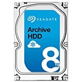 Seagate Archive HDD v2 8TB SATA 6Gb/s 128MB Cache Internal Bare Drive with SMR Technology 3.5