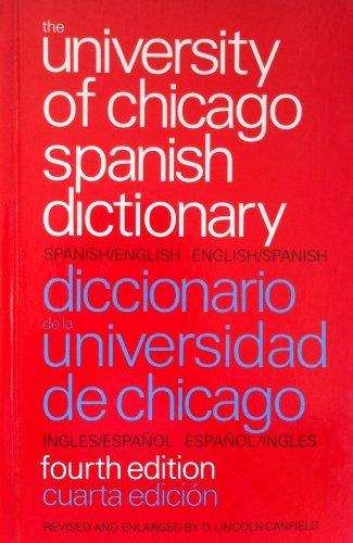 University of Chicago Spanish Dictionary