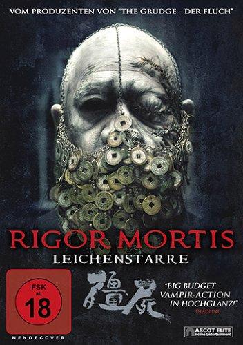 Rigor Mortis - Leichenstarre, DVD