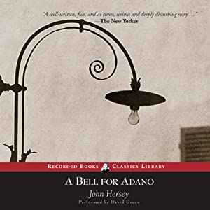 A Bell for Adano Audiobook
