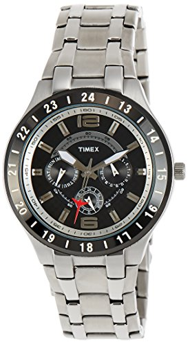 Timex E Class Analog Multi-Color Dial Men's Watch - TI000F90900 (multicolor)