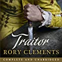 Traitor Audiobook by Rory Clements Narrated by Gareth Armstrong