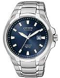 Citizen Mens BM7170-53L Titanium Eco-Drive Watch