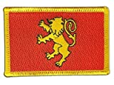 Malta Valletta Flag embroidered Iron-On Patch