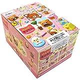 リラックマ のんびりネコカフェ BOX商品 1BOX=8個入り、全8種類