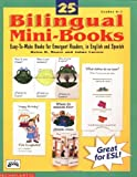 img - for 25 Billingual Mini-Books (Grades K-2) by Helen Moore (1999-01-01) book / textbook / text book