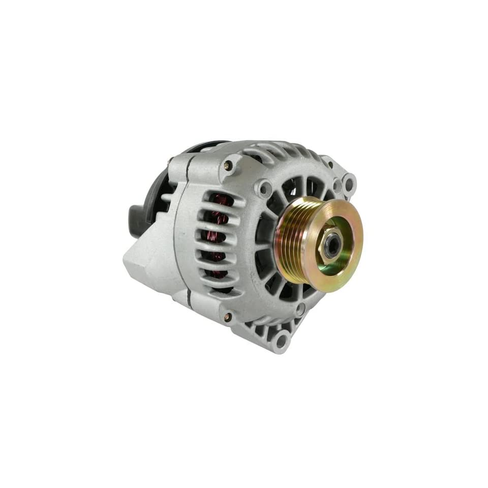 Db Electrical HO 8242 5 220 Alternator for High Output 220 Amp 5.7 5.7L Chevy Camaro 98 99 00 01 02 1998 1999 2000 2001 2002, Firebird