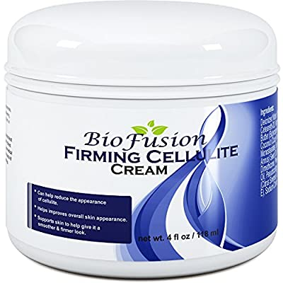 Advanced Firming Cellulite Cream - Best Treatment for Reducing Cellulite Dimples & Bumps - Use to Firm & Tone Thighs, Legs, Stomach, & Arms - Formulated with Retinol & Collagen Repair