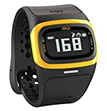 Mio ALPHA 2 Heart Rate Monitor Sports Watch. Yellow and Regular