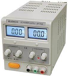 Elenco XP-752A  Variable Voltage Power Supply