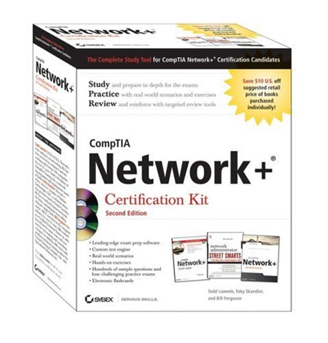 CompTIA Network+ Certification Kit: Exam N10-004