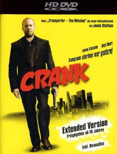 Crank - Extended Cut (+ DVD) [HD DVD]