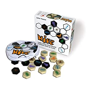 Hive board game!