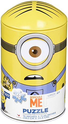Cardinal-Industries-Minions-Large-Capsule-Tin-Jigsaw-Puzzle-48-Piece