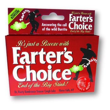 Mighty Meds - Farters Choice Novelty Item