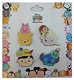 Disney Pin - Tsum Tsum Booster Pack Set