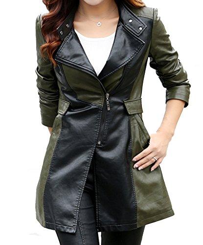 helan-femmes-mince-en-cuir-pu-long-manteau-veste-en-cuir-vert-eu-42