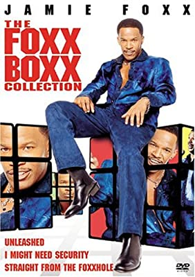 Jamie Foxx - The Foxx Boxx Collection (Unleashed/I Might Need Security/Straight from the Foxxhole)