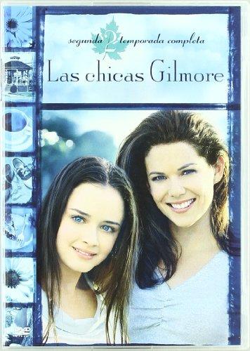 Las Chicas Gilmore.Temp.2 [DVD]