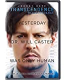 Transcendence [DVD + Digital Copy] (Bilingual)
