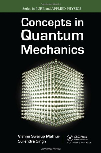 Concepts in Quantum Mechanics (Pure and Applied Physics)